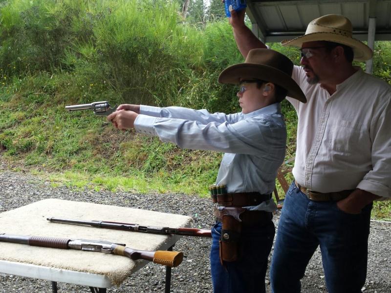 Action Pistol