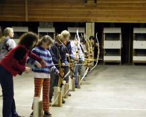 Youth Archery Class