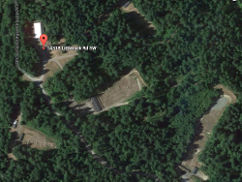 Google Maps view of the facility